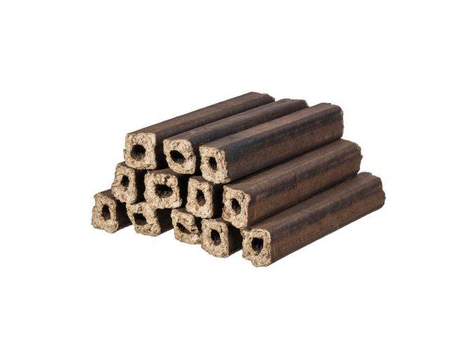 Dřevěné brikety Piny kay