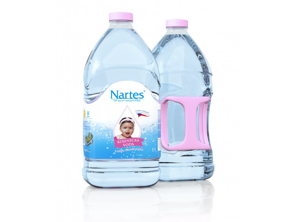 NARTES kojenecka voda 5l