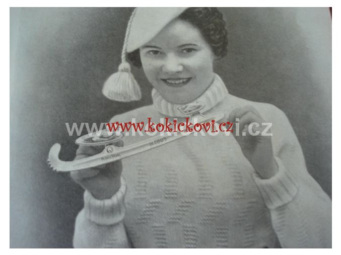KATALOG BRUSLE 1937-8 14 STRAN FORMÁT A4 LEDNÍ SPORT