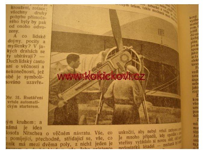 PRÁCE A VYNÁLEZY ROČNÍK 1+2 IA STAV 1920 a 1921