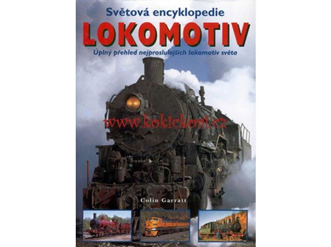 Světová encyklopedie lokomotiv REBO 1999