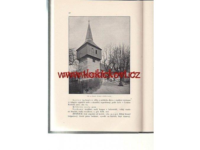 Soupis památek historických a uměleckých NÁCHOD 1910