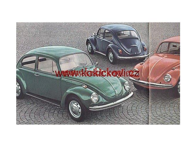 VW - Käfer VW Karmann Ghia VW 1600 VW 411 E VW Kleinbus