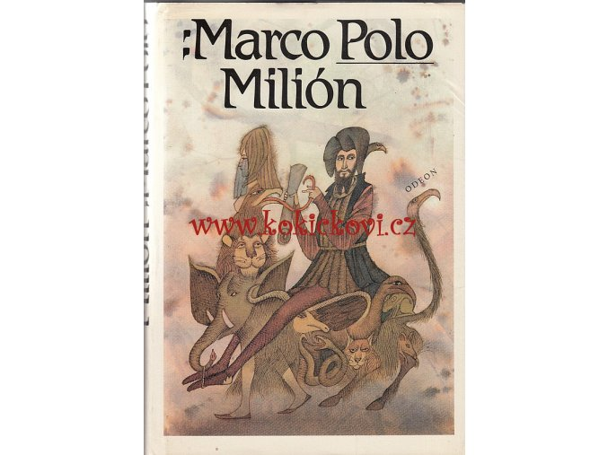Marco POLO MILIÓN Adolf BORN