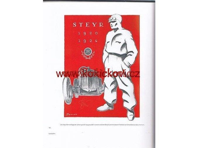 Austro-Daimler und Steyr : Rivalen bis zur Fusion F. Porsche