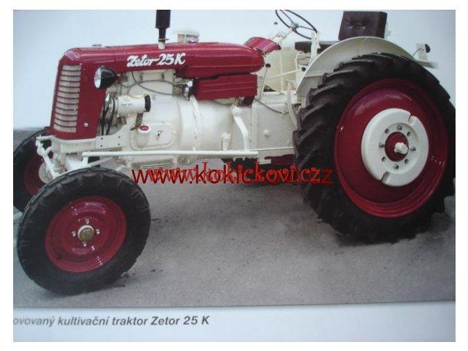 Encyklopedie českých traktorů LOKOMOBILA TRAKTOR 2011
