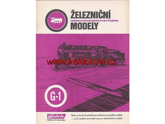 ŽELEZNIČNÍ MODELY OPRAVY - malá železnice