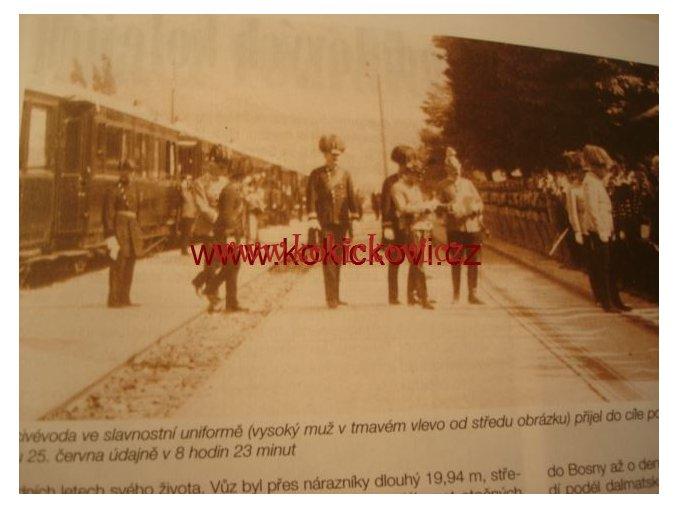ČASOPIS ŽELEZNICE SOUČASNOST HISTORIE KOMPL. ROČNÍK 1994