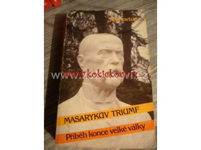 Masarykův triumf Kovtun 68 Publishers Toronto 1987