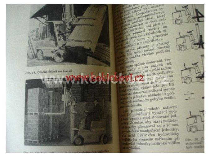 PŘÍRUČKA PRO ŘIDIČE MOTOROVÝCH VOZÍKŮ SNTL 1969