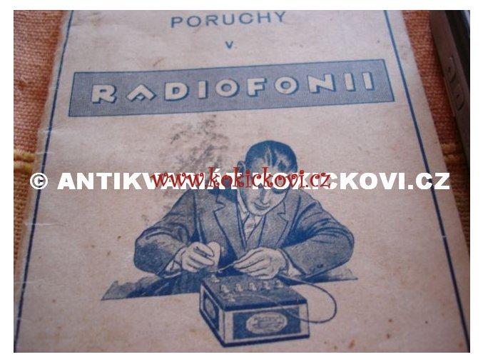 PORUCHY V RADIOFONII 1929 ČEMUS