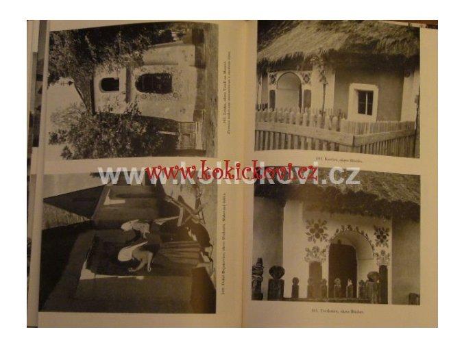 SLOVÁCKO ARCHITEKTONICKÝ VÝVOJ VESNICE 1958