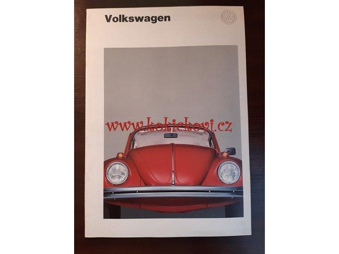 VOLKSWAGEN VW 1200 BROUK VW 1300 1500 1600 16 STRAN