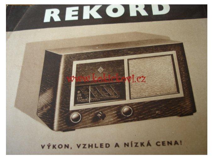 RADIO SIGMA - REKORD PROSPEKT