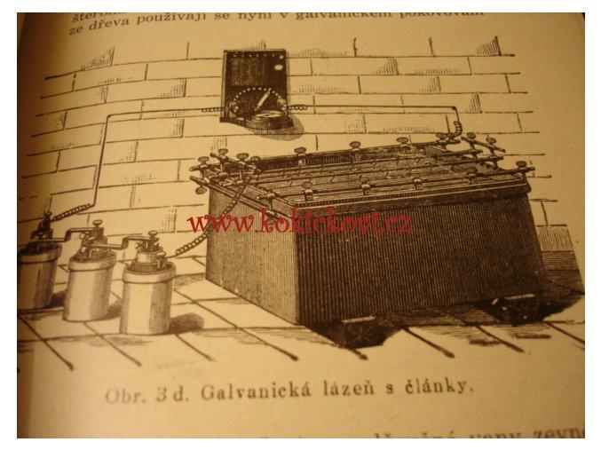CHROMOVÁNÍ KOVŮ KOBER 1937 CHROMOVÝ POVLAK REGENERACE
