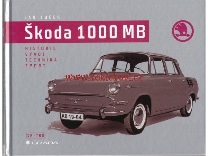 ŠKODA 1000 MB JAN TUČEK GRADA 2005