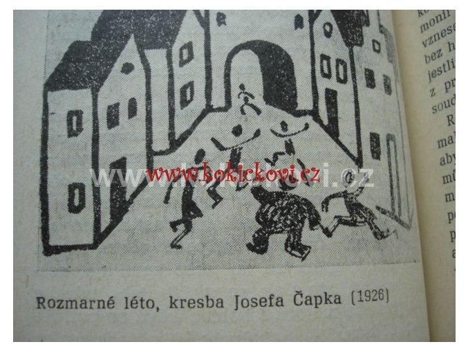 VLADISLAV VANČURA PRAHA 1981