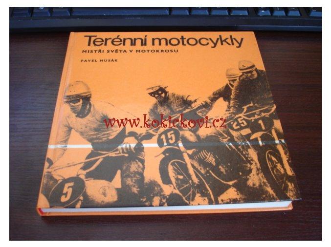 Terénní motocykly - motokros JAWA 500 OHC