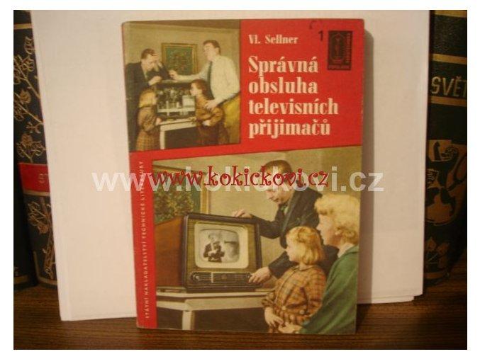 Obsluha TV přijímačů  např. LENINGRAD T2 TESLA 4002