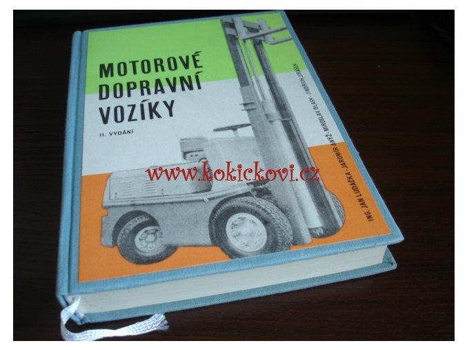 MOTOROVÉ DOPRAVNÍ VOZÍKY NADAS 1969