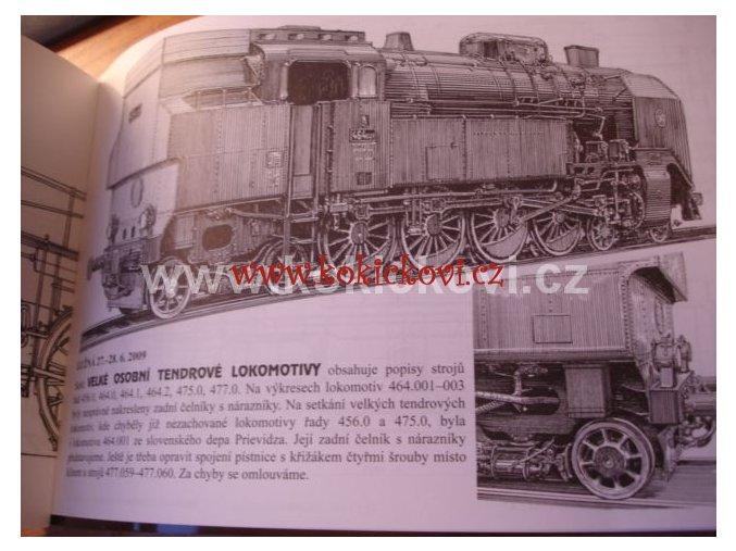 Čtyřválcové lokomotivy - parní lokomotiva