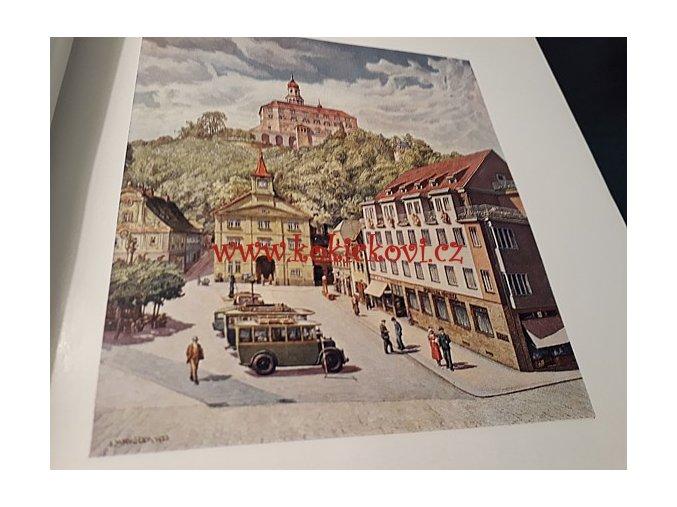NÁCHODSK O 1933 DUŠAN JURKOVIČ Cyril Bartoň z Dobenína