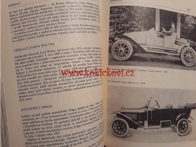 DĚJINY TECHNIKY V ČESKÝCH ZEMÍCH 1800-1918 SV.4