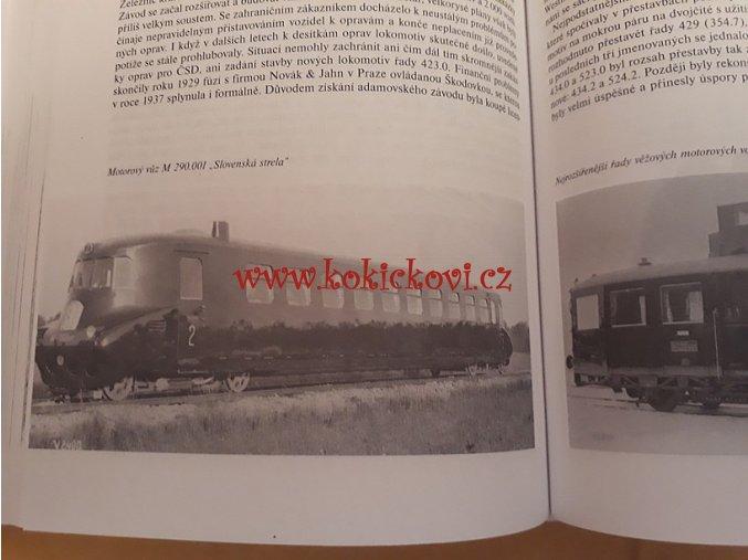 DĚJINY TECHNIKY V ČESKÝCH ZEMÍCH 1918-1945 SLOVENSKÁ STRELA JAWA SV. 5