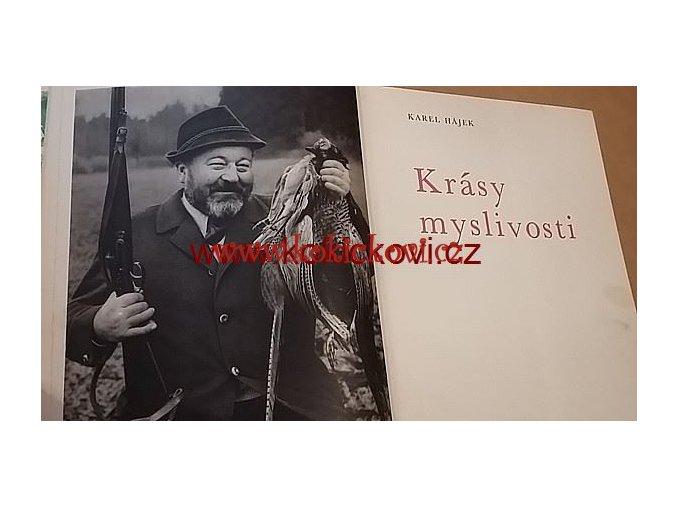 KRÁSY MYSLIVOSTI 1969