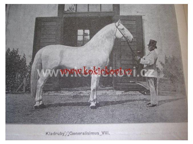 ČASOPIS Č.ZVĚROL. ROČNÍK 1894 KONĚ PSI MYSLIVOST