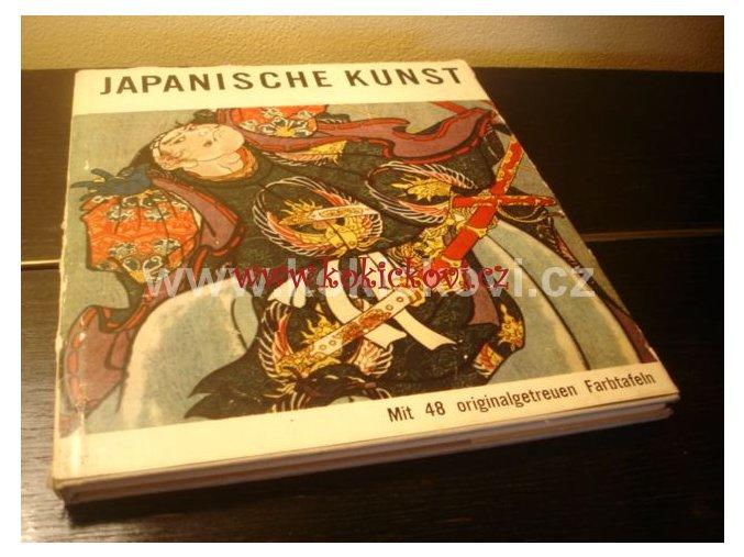 Japanische Kunst Raymond Johnes  japonské umění