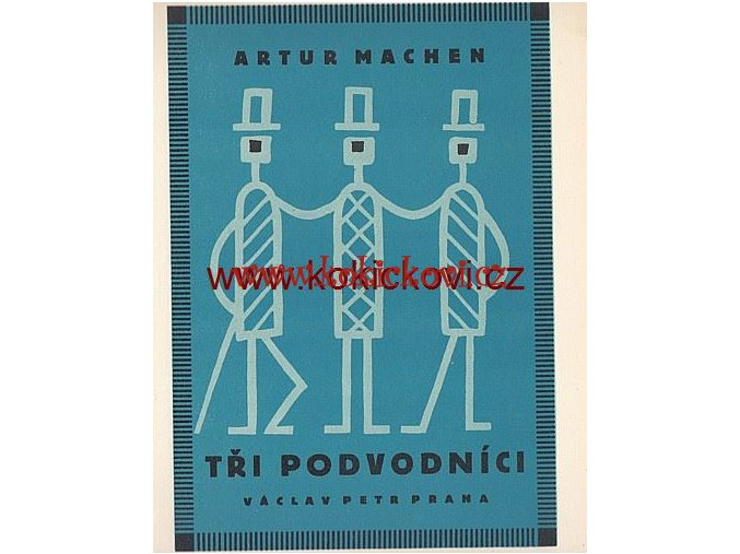 Knižní obálky Josefa Čapka - Ladislav Sutnar 1934