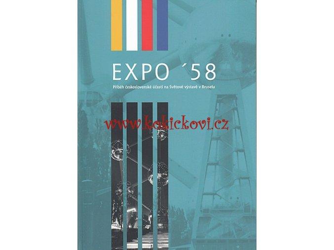 Expo 58 - příběh československé účasti na Světové výstavě v Bruselu