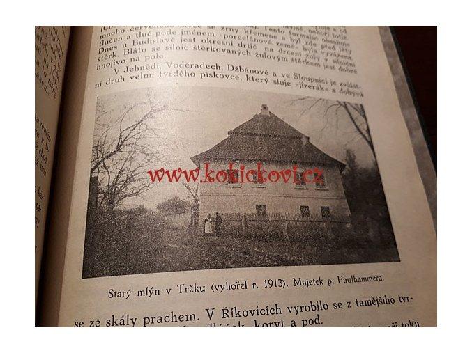 Život a selské hospodářství na Litomyšlsku za stara - Beniš 1935