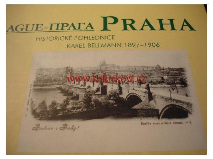 Praha (Historické pohlednice 1897 - 1906)