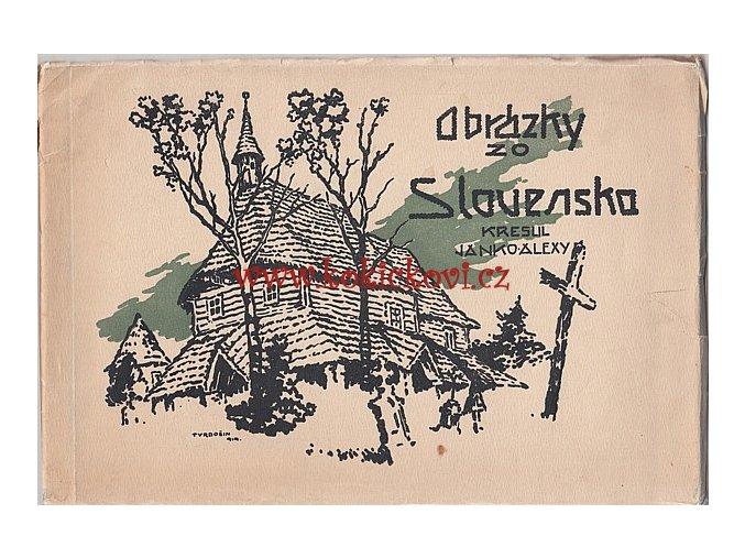 Typick slovensk darek pre cudzincov