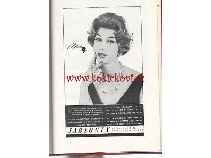 9. Mezinárodní filmový festival, Karlovy Vary, 1958, 15 čísel, reklama