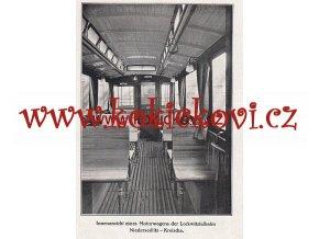 Strassenbahn Allenstein Sachsenwerk Dresden PROSPEKT TRAMVAJ