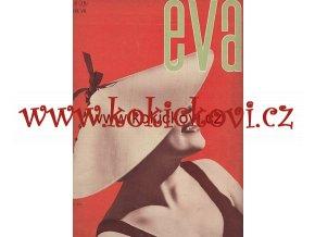 ČASOPIS EVA ČÍSLO 1935 FOTO LUKAS
