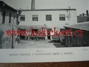 Začátky družstevního mlékařství na Moravě mlékárna HODONÍN 1941