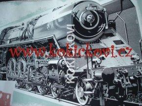 Katalog parních lokomotiv - ŠKODA ČKD STROJEXPORT 1955
