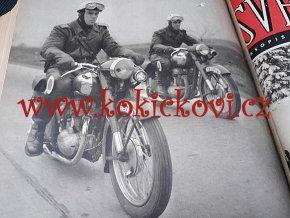 12. ROČ. 1958 SVĚT MOTORŮ 100% STAV