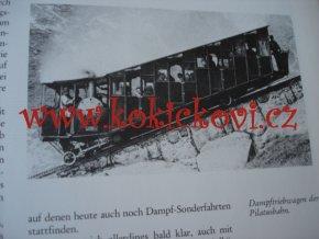 Dampflokomotiven – PARNÍ LOKOMOTIVY (64 STRAN)