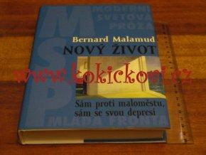 NOVÝ ŽIVOT BERNARD MALAMUD