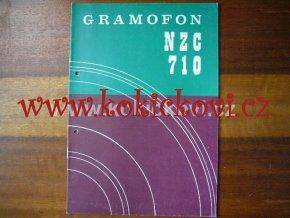 GRAMOFON NZC 710