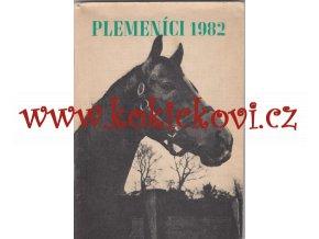 KATALOG PLEMENÍKŮ A1/1 PLEMENÍCI 1982 BROŽ 80 STRAN