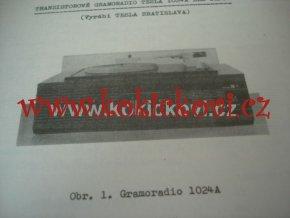 GRAMORADIO TESLA 1024A BEL CANTO