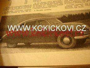 4. ROČNÍK SVĚT MOTORŮ 1950  téměř kompletní ročník nesvázaná čísla
