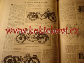 The Automobile Engineer Volume XX 1930 in English