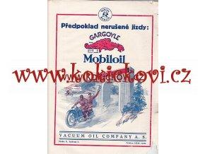 ČASOPIS MOTOR REVUE Č.9/1927 KOMPLETNÍ ČÍSLO STAV VIZ POPIS
